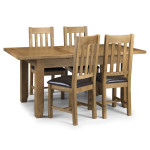 Dining Set - Astoria Dining Table and 4 Dining Chairs AST901