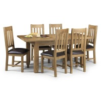 Dining Set - Astoria Dining Table and 6 Dining Chairs AST801