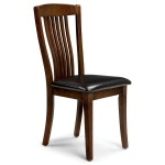 Dining Chair - Pair of Canterbury Mahogany Dining Chairs CAN002