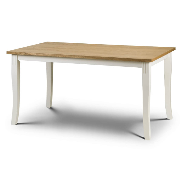 Julian Bowen Davenport Dining Table DAV001