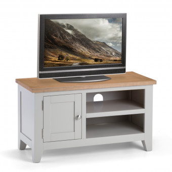 TV Stand - Richmond TV Unit RIC207 Grey and Oak TV Unit
