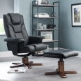 Julian Bowen Malmo Swivel Recliner Chair MAL001 MAL003
