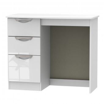 Vanity Dressing Table Camden White CAM031WGW by Welcome Furniture