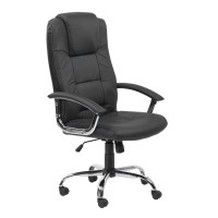 Alphason Houston AOC4201-L High Back Leather Faced Executive Chair