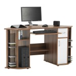 Alphason Lyndon AW12106 Computer Workstation