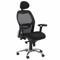 Alphason Portland AOC7301-M Synchro Mesh Back Executive Chair