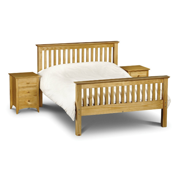 Julian Bowen Barcelona 135cm (4ft6) Double Bed HFE BAR002