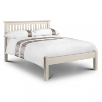 Julian Bowen Barcelona 135cm (4ft6) Double Bed LFE BAR013