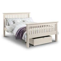 Julian Bowen Barcelona 150cm (5ft) King Size Bed HFE BAR011