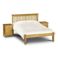 Julian Bowen Barcelona 150cm (5ft) King Size Bed LFE BAR005