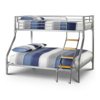 Julian Bowen Atlas Triple Sleeper Bunk Bed ATL003