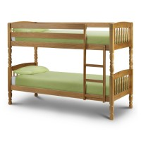 Bunk Beds - Julian Bowen Lincoln Bunk Bed in Pine UP10115