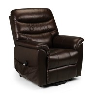 Julian Bowen Pullman Leather Rise Recliner Chair PUL001