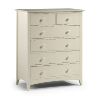 Julian Bowen Cameo 4-2 Drawer Chest CAM003-2