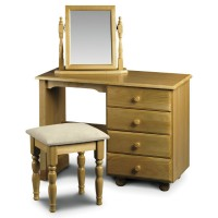 Dressing Table - Julian Bowen Pickwick Dressing Table PIC112