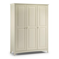 Julian Bowen Cameo 3 Door Wardrobe Fitted Interior CAM006-2