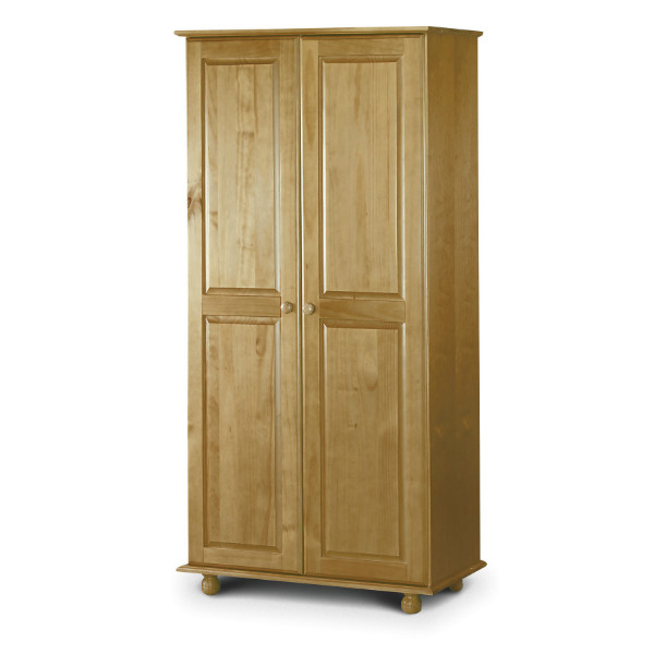 Julian Bowen Pickwick 2 Door Wardrobe All Hanging PIC108