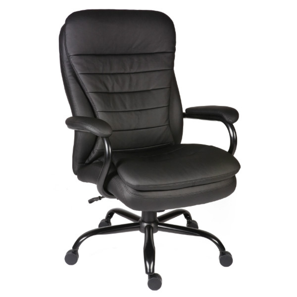 Heavy Duty Leather Office Chair B991
